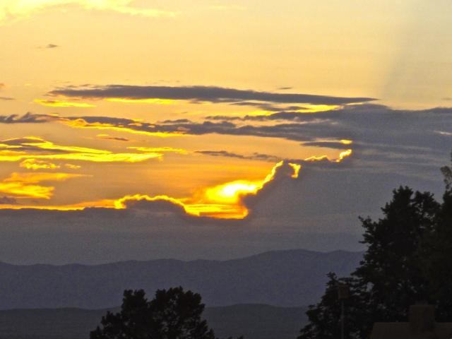Friday Night Sunset