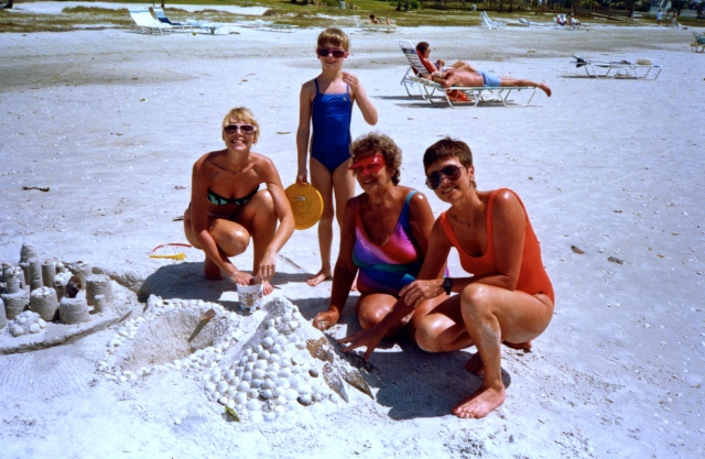 Annual family holiday - Sanibel Island