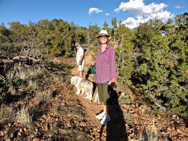 Hiking in the Eldorado Preserve