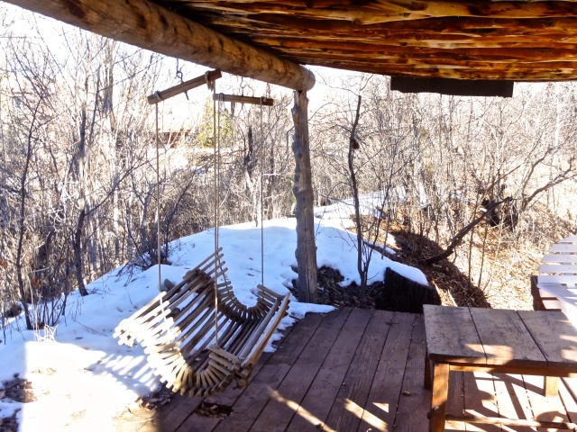 Mabel Dodge House, Taos, NM